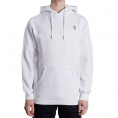 CCS Staple Pullover Hoodie - White