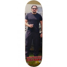 Baker X Trailer Park Boys Julian Skateboard Deck - Riley Hawk - 8.0