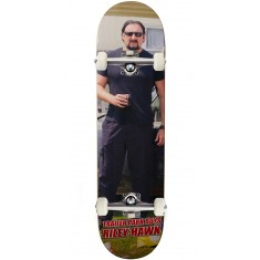Baker X Trailer Park Boys Julian Skateboard Complete - Riley Hawk - 8.0
