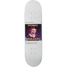 Pizza Pulizzi Bad Luck Brian Skateboard Deck - 8.18""