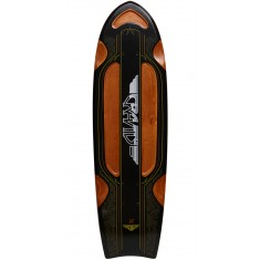 "Gravity Bat Tail 28"" Longboard Deck"
