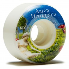 SML Mother Nature Aaron Herrington  V-Cut Skateboard Wheels - 53mm