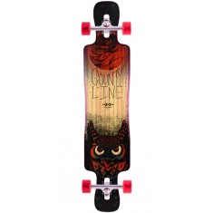 Moonshine County Line Soft 2018 Longboard Complete - Complete