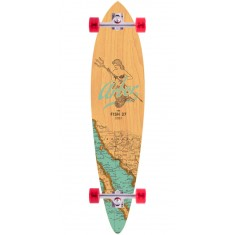 """Arbor Fish 37"""" Groundswell Longboard Complete - 2017"""