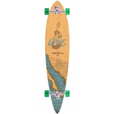 """Arbor Timeless 42"""" Groundswell Longboard Complete - 2017"""