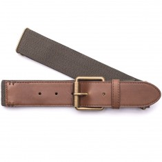 Arcade The Crawford Belt - Olive Green