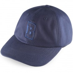 Baker Capital B Strapback Hat - Navy