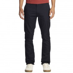 Brixton Reserve Chino Pants - Midnight Navy