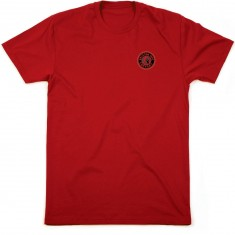 Brixton Rival II T-Shirt - Red