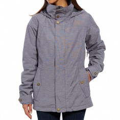 Burton Cadence Womens Snowboard Jacket - Flecked Chambray