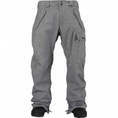 Burton Covert Insulated Snowboard Pants - Bog Heather