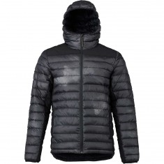 Burton Evergreen Synthetic Hooded Snowboard Jacket - True Black