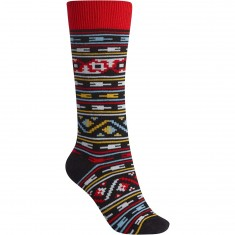 Burton Party Womens Snowboard Socks - Turkish Rug