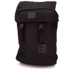 Burton Tinder Backpack - True Black Triple Ripstop