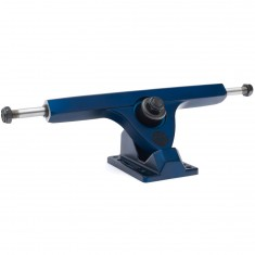 Caliber II Longboard Trucks - Midnight Satin Blue 50 Degree