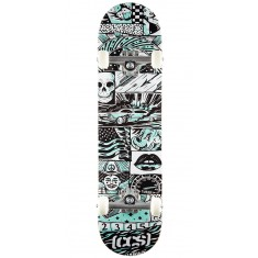 CCS Bad Trip Skateboard Complete