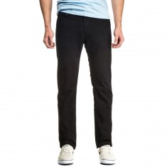 CCS Slim Straight Fit Jeans - Black