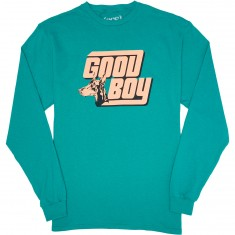 CCS Good Boy Long Sleeve T-Shirt - Jade