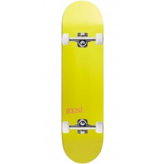 CCS Logo Skateboard Complete - Yellow