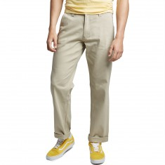 CCS Relaxed Fit Chino Pants - Light Khaki