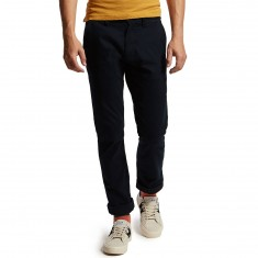 CCS Slim Fit Chino Pants - Navy