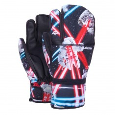 Celtek Trippin Trigger Mitten Snowboard Gloves - Pet Wars