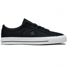 Converse X Mike Anderson One Star Pro Shoes - Black