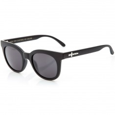 Crap Eyewear Pop Control Sunglasses - Flat Black/Grey