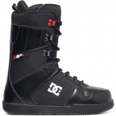 DC Phase Snowboard Boots 2017 - Black/Red
