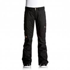 DC Recruit Womens Snowboard Pants - Black