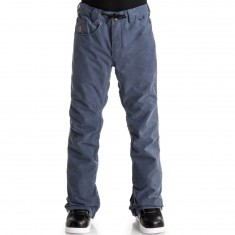 DC Relay Snowboard Pants - Insignia Blue
