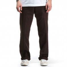 Dickies Industrial Work Pants - Chocolate Brown