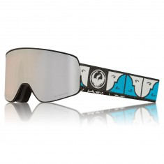 Dragon NXF2 Snowboard Goggles - Forest Bailey Signature/LL Silver Ion