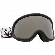 Electric Charger Snowboard Goggles - Duct Tape/Brose/Silver Chrome