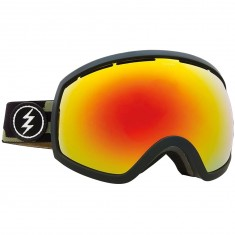 Electric EG2 Snowboard Goggles - Camo/Brose/Red Chrome