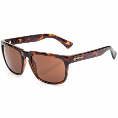 Electric Knoxville Sunglasses - Tortoise Shell with Melanin Bronze