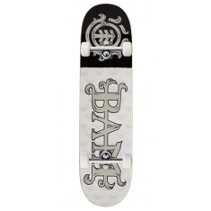 Element Bam LTD Black Skateboard Complete - 8.00""