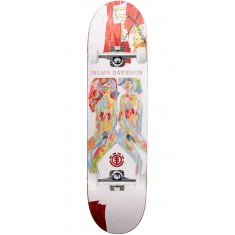 """Element Julian Piper Pages Skateboard Complete - 8.125"""""""
