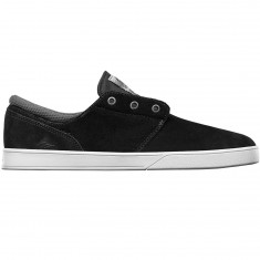 Emerica The Figueroa Shoes - Black/White/White