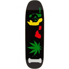 Enjoi I Love Rasta Panda R7 Skateboard Deck - 8.5""