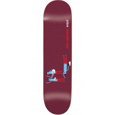 Enjoi Jim Houser Series R7 Skateboard Deck - Ben Raemers - 8.25""