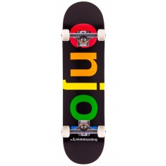 Enjoi Spectrum HYB Skateboard Complete - Black