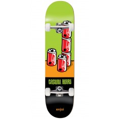"""Enjoi Wray R7 Skateboard Complete - Caswell Berry - 8.0"""""""