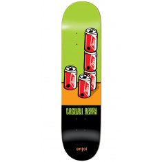 Enjoi Wray R7 Skateboard Deck - Caswell Berry - 8.0""