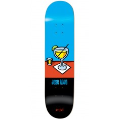 Enjoi Wray R7 Skateboard Deck - Jose Rojo - 8.125""