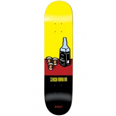 Enjoi Wray R7 Skateboard Deck - Zack Wallin - 8.0""