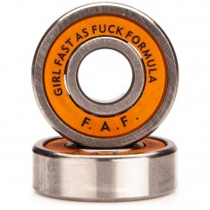 Girl F.A.F. Skateboard Bearings