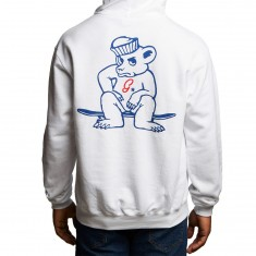 Grizzly X Champion Leader Of The Pack Hoodie - White