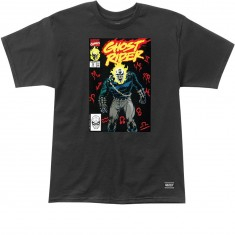 Grizzly X Ghost Rider Cover T-Shirt - Black