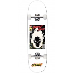 Grizzly X Ghost Rider Cover Cruiser Skateboard Complete